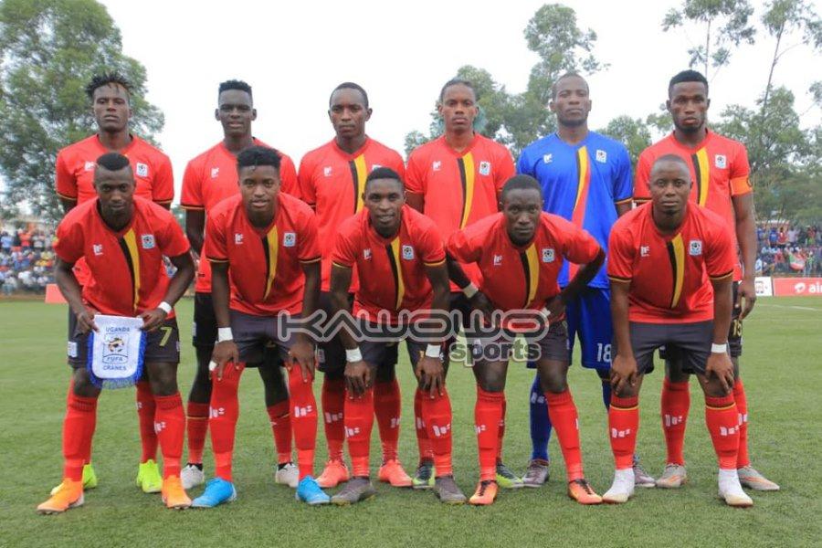 Ssozi humbled by Uganda Cranes display, eyes more national team caps #Uganda xi cranes