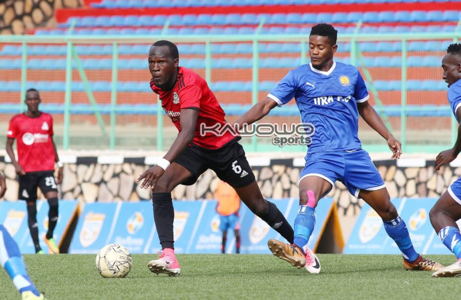 Uganda Premier League Matchday 16 Best XI #Uganda Siraje Ssentamu Saidi Kyeyune 900x586