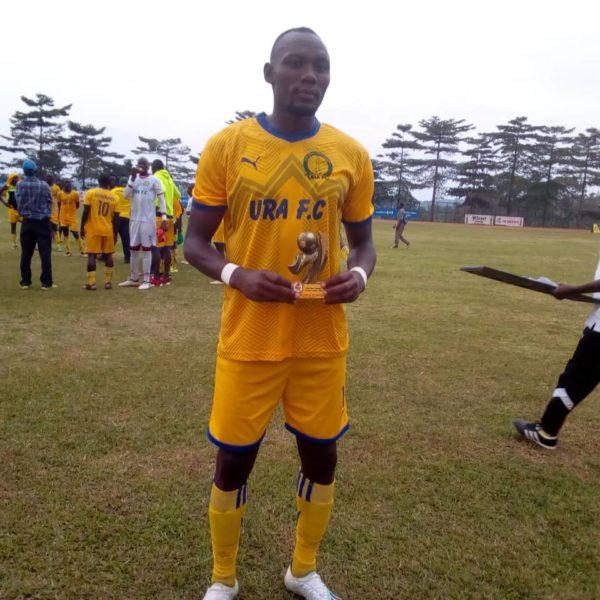 Uganda Premier League Matchday 16 Best XI #Uganda Benjamin Nyakoojo 600x600