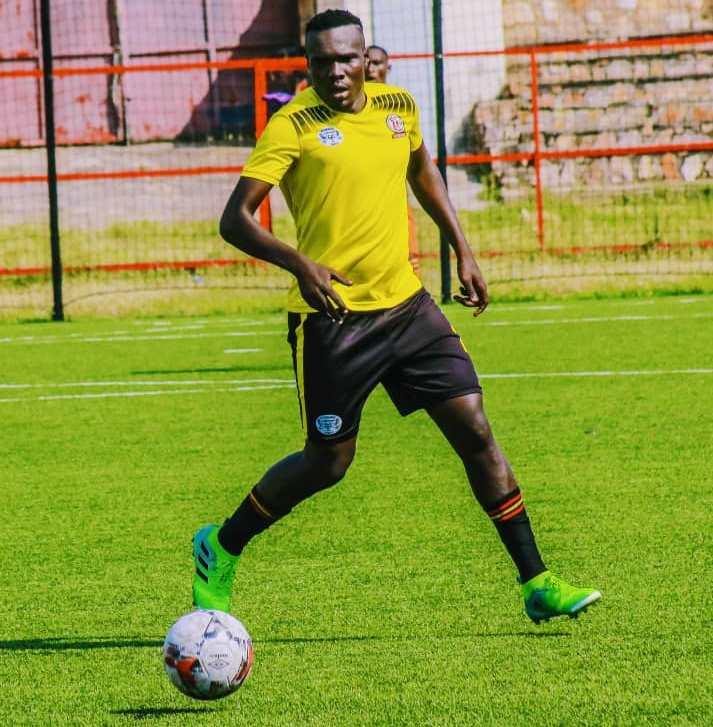 Defender Mugisha Eyes First Premier League Title In Burundi