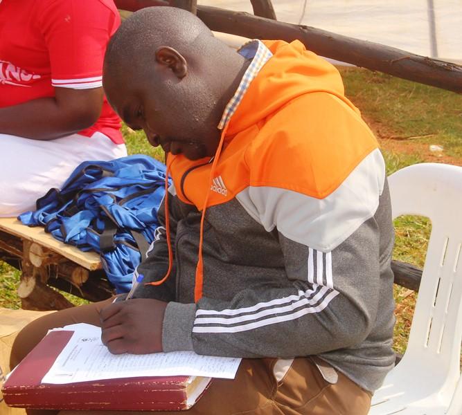 Tactician Mugerwa Optimistic Prior To 2020/21 Football Season